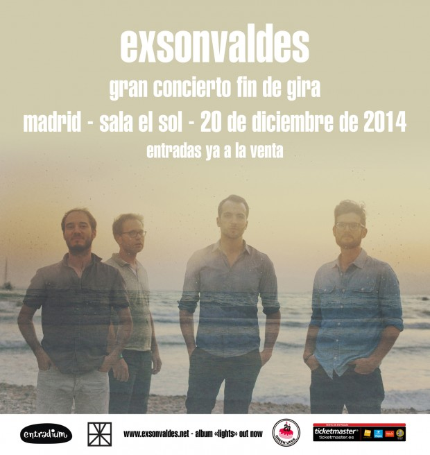 Exsonvaldes live in Madrid