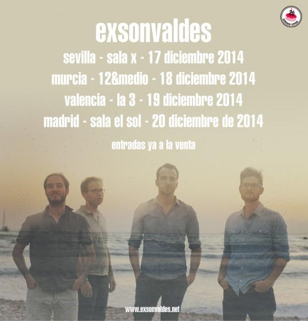 Exsonvaldes live in Spain